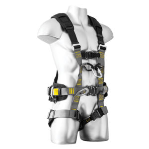 front image of a Zero Elite Harness