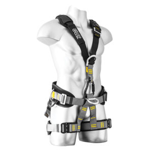 front image of a Zero Premier Harness