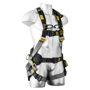 front image of a Zero Tower Harness