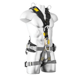 front image of a Zero Works Harness